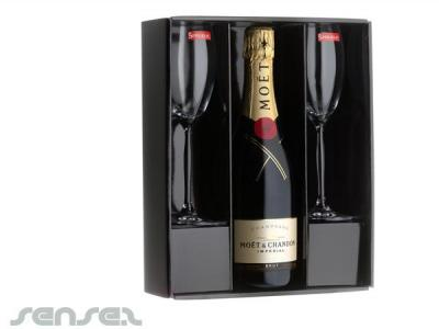werbeartikelmoet chandon champagner geschenk box werbeartikel geschenks koerbe. Black Bedroom Furniture Sets. Home Design Ideas