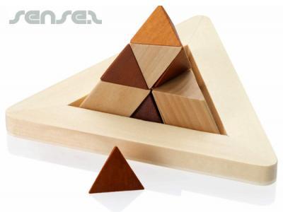 werbeartikelholz puzzle pyramide werbeartikel spiele werbeartikel werbegeschenkel. Black Bedroom Furniture Sets. Home Design Ideas